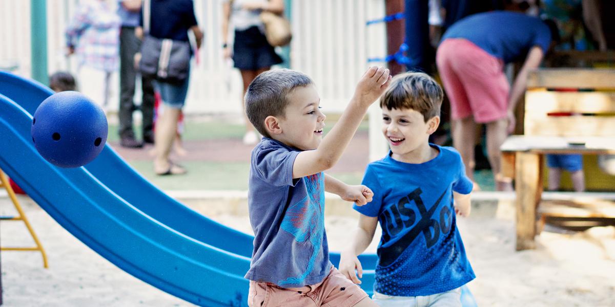 Kids Play - subicare xmas party